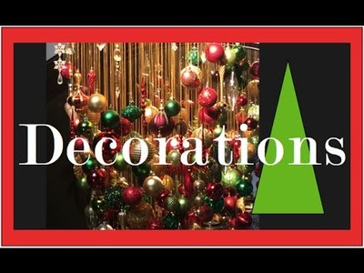 How to Christmas Decorating ideas - Beautiful Christmas Decorations