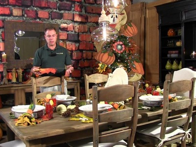 How To Decorate Your Thanksgiving Table