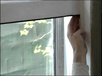 How to install weatherstripping-PVC Closed Cell FoamTape