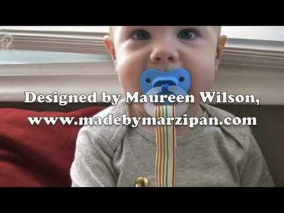 How to Make a Pacifier Clippy