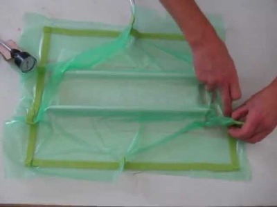 How to make a vacuum bag?