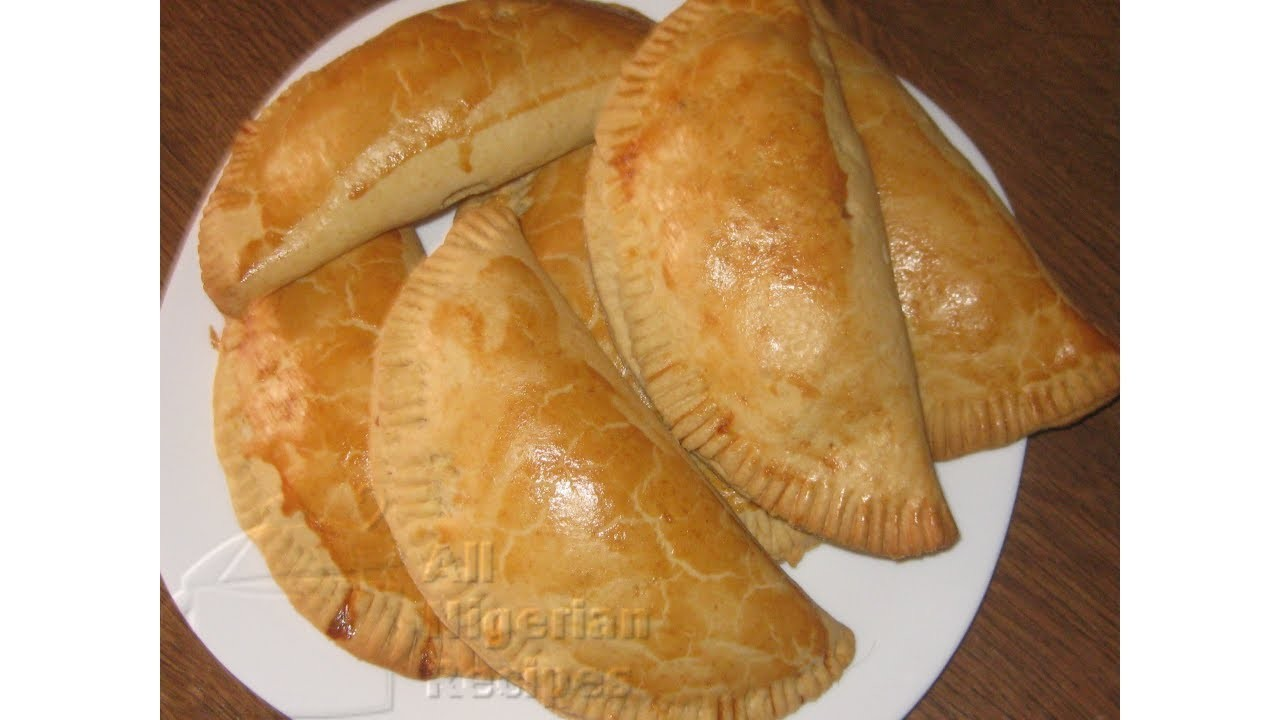 How to Make Nigerian Meat Pie
