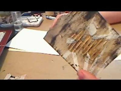 Make your own Cardboard.Corrugate PT1