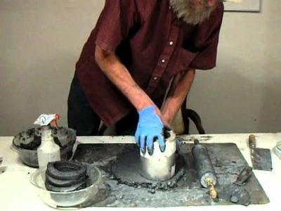 Making a Graphite Crucible