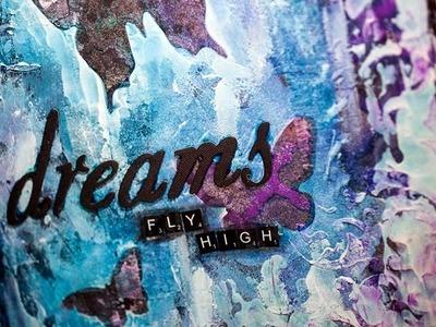 Mixed Media - Dreams - Art Journal Page #6
