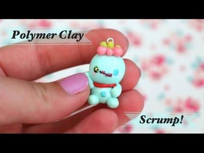 Polymer Clay Scrump Charm Tutorial!