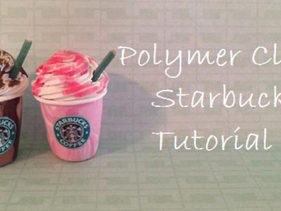 Polymer Clay Starbucks Tutorial