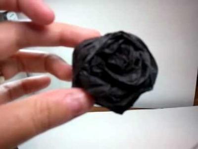 QuickClip-Fast Crepe Paper Roses