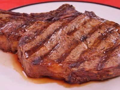 Rib Eye Steak | How To Grill Perfect RibEye Steak | Recipe | Dishin With Di # 139
