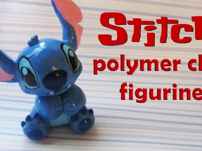Showcase: Stitch Polymer Clay Figurine