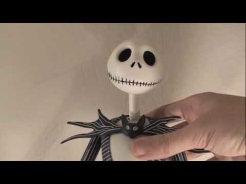 The Nightmare Before Christmas Jack Skellington 24 Inch Talking Figure Toy Review