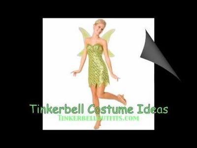 Tinkerbell Costume Ideas