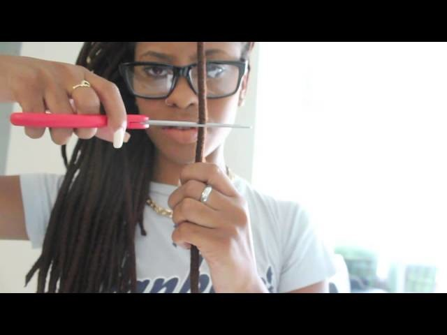 Yarn Locs Tutorial