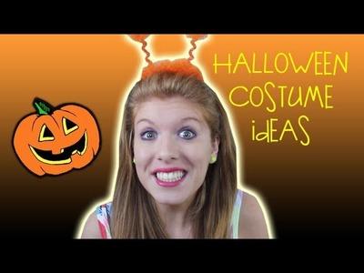10 Last Minute Halloween Costume Ideas