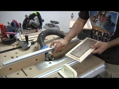 120 - How to Make a Fancy Raised Panel