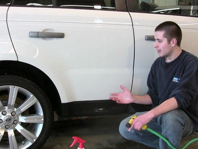 Auto Detailing : How to Get a White Car Clean