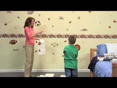 Boys Room Decorating Ideas With RoomMates
