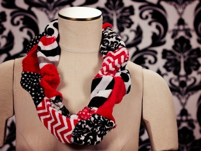 Charmed to meet you scarf