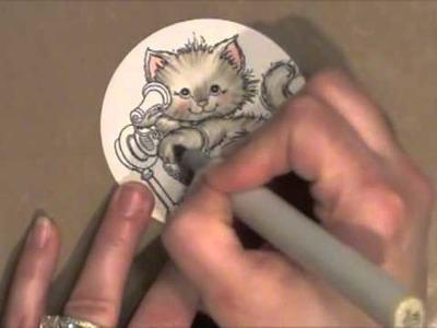 Copic Coloring   Furry Animals