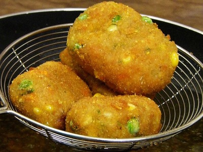 Crunchy Vegetable Nuggets (Great For Kids!) - RECIPE