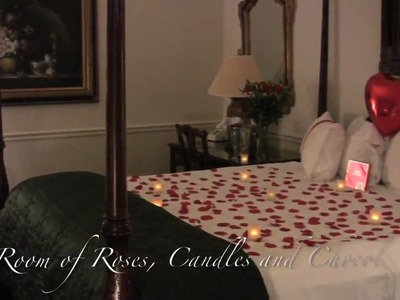 Decorate a Romantic Hotel Room - Romantic Room Designs Anywhere in the U.S.