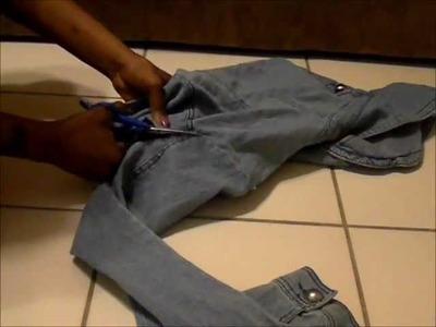 DIY: Military Inspired Vest