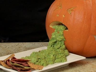 Halloween Guacamole - Halloween with ModernMom