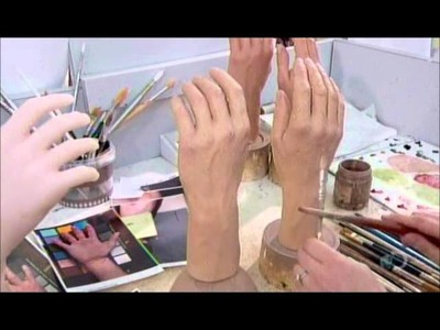 How It's Made - Wax Figures
