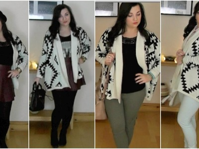How To: 4 Ways To Style A Cardigan