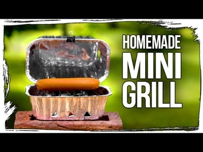 How to make a Mini BBQ Grill