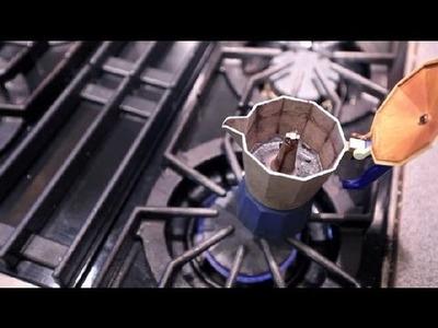 How to Make Cafe Espresso at Home : Coffee