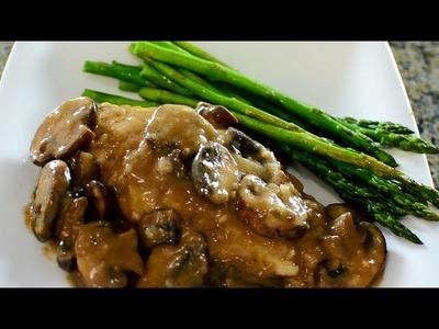 How to Make Chicken Marsala!