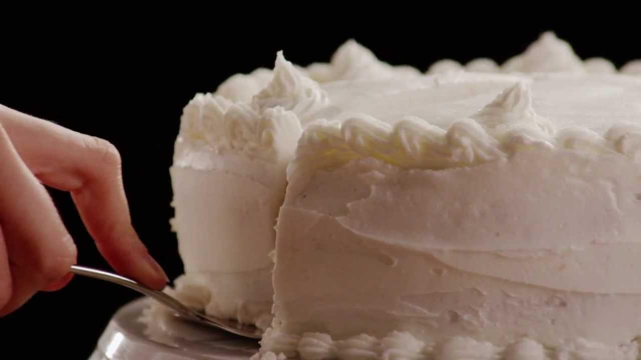 How to Make Heavenly White Cake