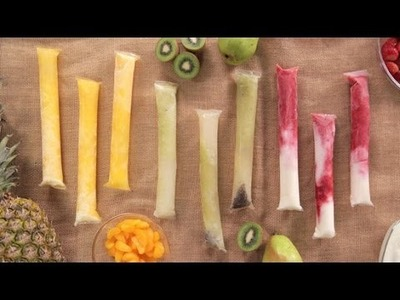 How to Make Otter Pops at Home | Eat the Trend