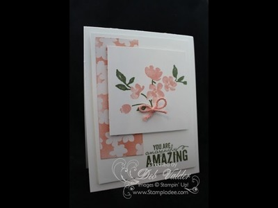 How to Maximize your Irresistibly Yours Specialty Designer Series Paper with Deb Valder