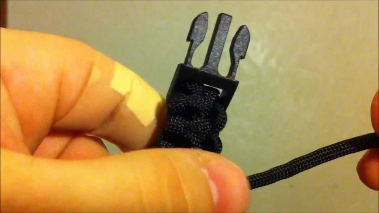How To: Paracord Survival Bracelets