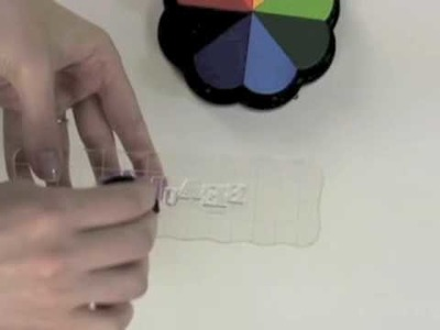 How to Stamp with Acrylic Stamps