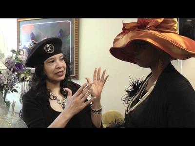 How to Wear a Wide Brim Derby Hat