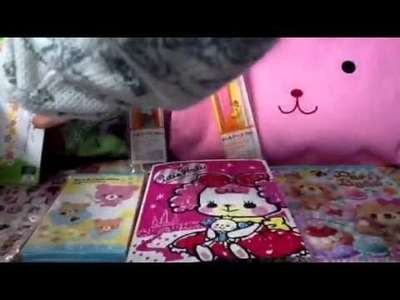 Huge Kawaii Daiso Haul ;DDD