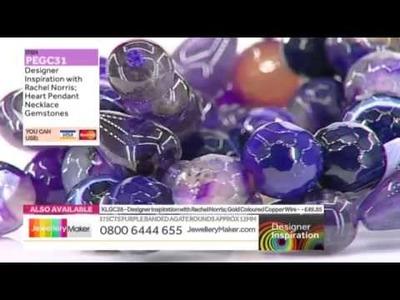 JewelleryMaker DI 08.02.14 - How to Make Wirework Jewellery
