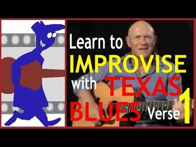 Learn to Improvise with Texas Blues - Part 1