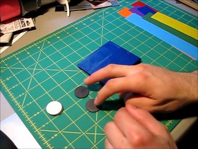 Mini Tutorial - Using magnets in wallets
