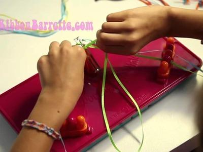 My Ribbon Barrette Maker Tutorial