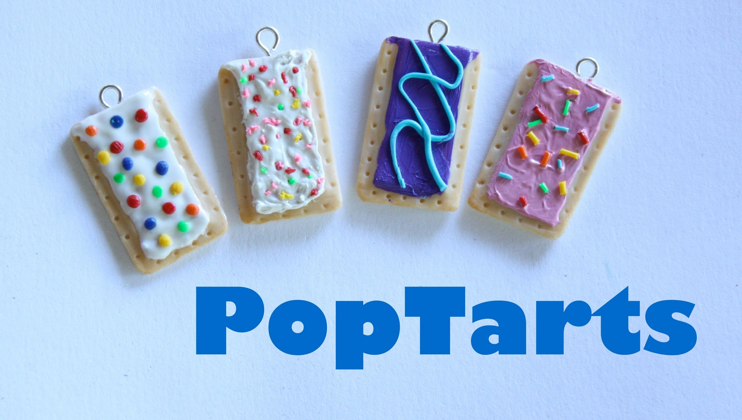 PopTarts - Polymer Clay Tutorial