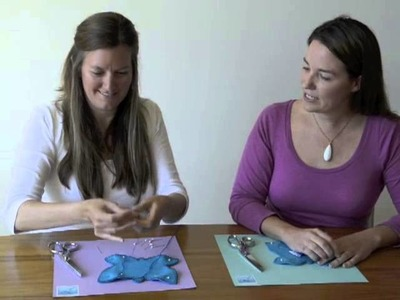 Sew your own butterfly