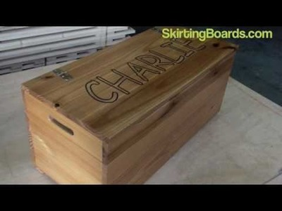 Skirting Boards - Toy Box