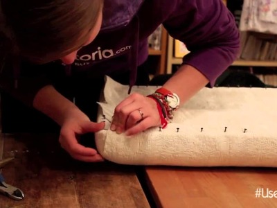 Upholstery How To: Traditional Upholstery Technique