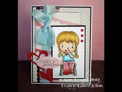 Valentine Card Series - Card #8