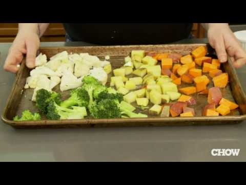 You're Doing It All Wrong - How to Roast Vegetables