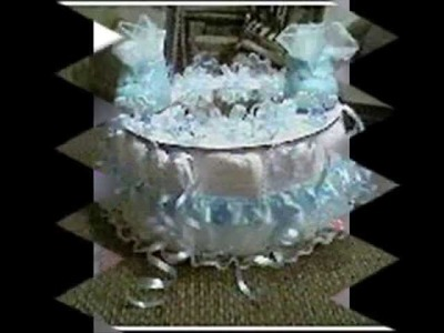 A baby diaper cake video 0001